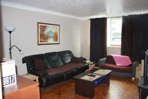 Newly renov. 1-bedroom apartment in a quiet residential area.
