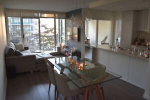 $3200 2BR/2BA + Den 1035sqft Yaletown (Furnished or Unfurnished)