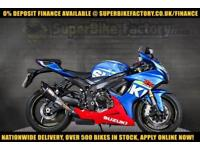 2016 16 SUZUKI GSXR750 750CC 0% DEPOSIT FINANCE AVAILABLE
