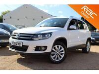 2015 15 VOLKSWAGEN TIGUAN 2.0 MATCH TDI BLUEMOTION TECH 4MOTION - RAC DEALER
