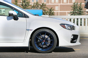 2015 Subaru WRX STI Sport-Tech Sedan