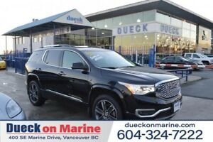 2018 GMC Acadia Denali  - Leather Seat - Navigation