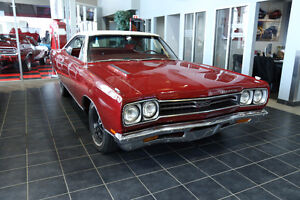 1969 Plymouth GTX - Full Rotisserie Restoration