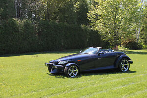 2001 Plymouth Chrysler Prowler Cabriolet