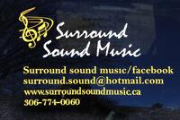 Surround Sound Music - DJ - Karaoke