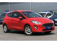 2019 Ford Fiesta 1.1 Zetec 3dr HATCHBACK Petrol Manual