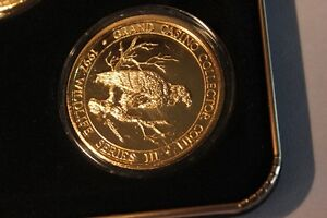 WILDLIFE SERIES III 24 K PLATED COINS (VIEW OTHER ADS) Kitchener / Waterloo Kitchener Area image 5