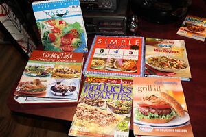 Cook books all for $7 Gatineau Ottawa / Gatineau Area image 1