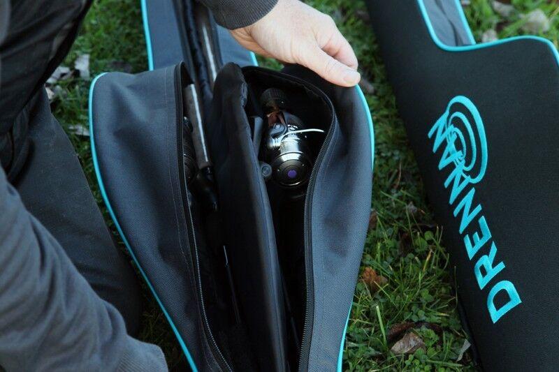 Brand New Drennan Slimline Hardcase Range Double All Lengths