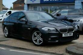 image for 2011 61 BMW 5 SERIES 3.0 530D M SPORT 4D 255 BHP DIESEL