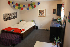 Furnished room, available July-August!! Close to Christmas Hill