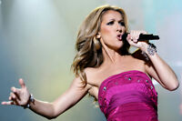 CELINE DION SATURDAY AUGUST 13 SECTION 322