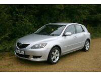 Very Very tidy Mazda 3 TS2 with SERVICE HISTORY and a NEW MOT done 89885 Miles