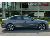 2017 Audi A4 Black Edition 3.0 TDI quattro 218 PS S tronic Auto Saloon Diesel Au