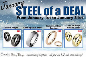 Oooh shiny things ring sale