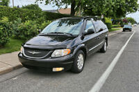 2003 Chrysler Town & Country Lxi, Full Load