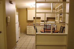 2 bdrm furnished apt. - Central Moncton / Wifi