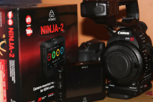 Canon C100 SPECIAL DEAL!