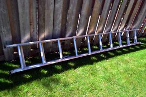 20 feet Aluminum Extension Ladder