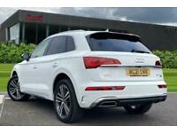 2021 Audi Q5 Competition 55 TFSI e quattro 367 PS S tronic Auto Estate Petrol/Pl