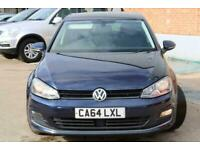 2015 Volkswagen Golf 2.0 TDI BlueMotion Tech GT DSG (s/s) 5dr Auto Hatchback Die