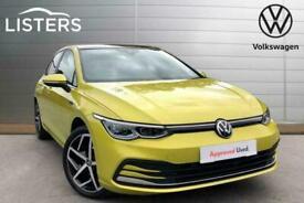 image for 2020 Volkswagen GOLF HATCHBACK 1.5 TSI 150 Style 5dr Hatchback Petrol Manual