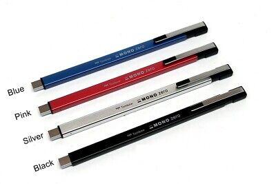 Tombow Mono Zero Metal Type Retractable Eraser Eh-kums Select