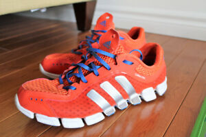 Addidas Running Shoes - man's size 11