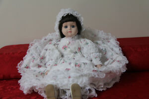 Two Collectible Dolls in Perfect Condition.   Christmas Gifts