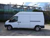 2.4 T350 RWD 5D 115 BHP LWB HIGH ROOF DIESEL MANUAL VAN 2010