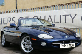 Jaguar XK8 2001 CONVERTIBLE STUNNING CONDITION THROUGHOUT MUST BE SEEN