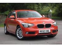 2013 BMW 1 SERIES 116D EFFICIENTDYNAMICS HATCHBACK DIESEL