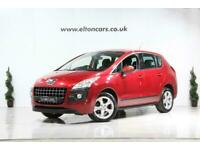 2010 Peugeot 3008 1.6 HDi Sport 5dr SUV Diesel Manual