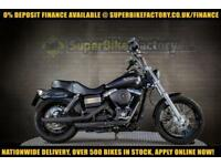 2012 12 HARLEY-DAVIDSON STREET BOB FXDB 1584CC 0% DEPOSIT FINANCE AVAILABLE