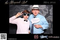 Photobooth 375$/3 hrs with full service printing