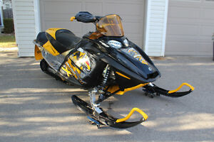 2006 Ski-Doo MXZ 550X Excellent Condition