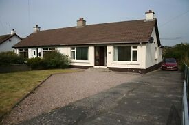 Irish Open Holiday Cottage just 400 yard from the links.