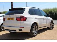 2012 62 BMW X5 3.0 XDRIVE30D M SPORT 5D AUTO 241 BHP DIESEL
