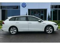 2021 Volkswagen Golf MK8 2.0 TDI Style (150ps) DSG Estate Auto Estate Diesel Aut