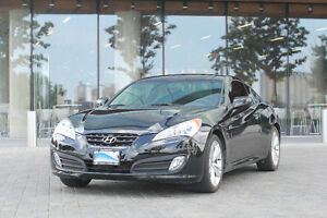 2012 Hyundai Genesis Coupe Premium w NEW Tires, battery and more