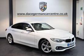 2014 64 BMW 4 SERIES 2.0 420I SE GRAN COUPE 4DR AUTO 181 BHP