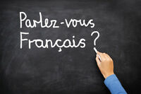 ONLINE FRENCH TUTOR, $15 an hour