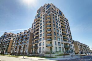 Executive Penthouse Split 2BR Condo In Upscale Downtown Markham