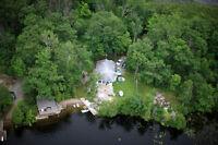 Muskoka Rental Cottage SERENITY@SHORESIDE $1,950 wk Summer