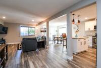 2 Bedroom Plus Den New Fully Furnished Basement Suite