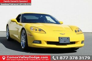 2008 Chevrolet Corvette 430 HP LS3, TARGA TOP, PUSH BUTTON ST...