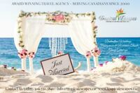 Destination Weddings, Honeymoons & Group Travel specialist