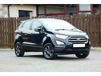 2018 Ford Ecosport T EcoBoost Zetec SUV Petrol Manual