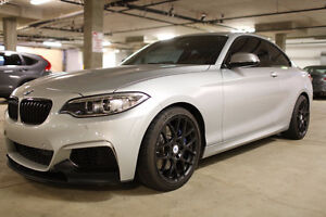 BMW M235i 6SP Manual