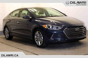 2017 Hyundai Elantra Sedan Limited